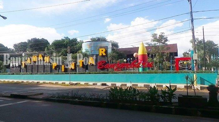 RTH Taman Edukasi Kota Banjarbaru Kalimantan Selatan