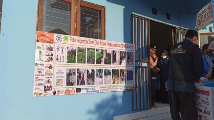 Program Save Our School dari Lazismu, Utamakan Kesejahteraan Sekolah Pinggiran