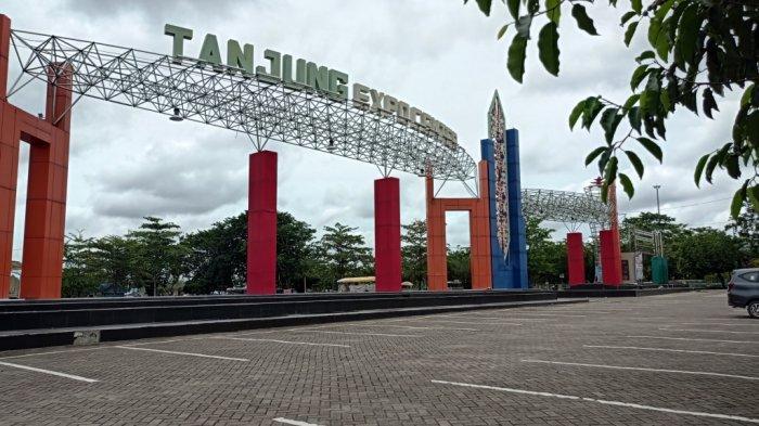 Tanjung Expo Center Fasilitas Ruang Terbuka di Kabupaten Tabalong