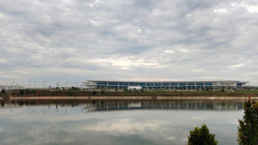 Bandara Internasional Syamsudin Noor Banjarmasin di Banjarbaru, Nama Awalnya Lapangan Terbang Ulin