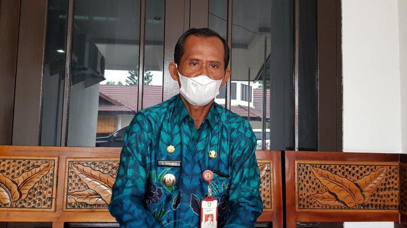 Profil Bupati Tanahlaut HM Sukamta, Gemar Sendirian Blusukan