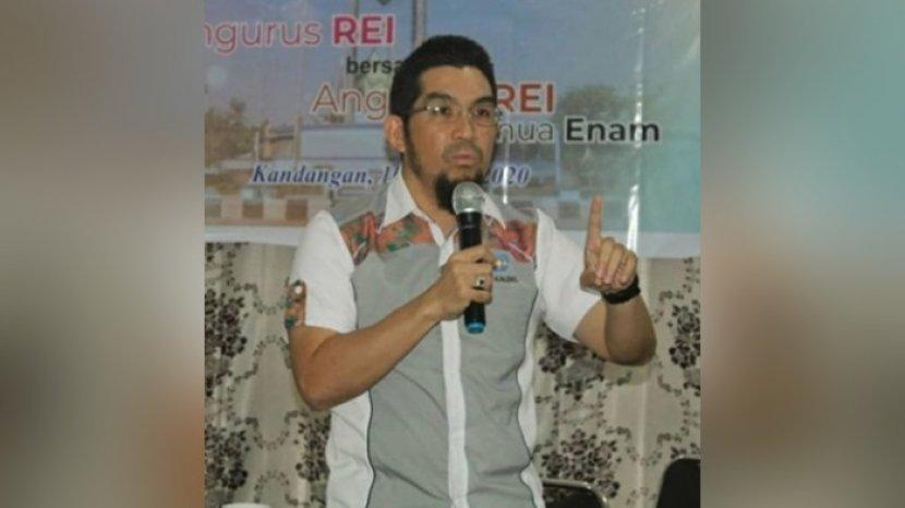 Profil Pengusaha Properti Kalsel H Royzani Sjachriel