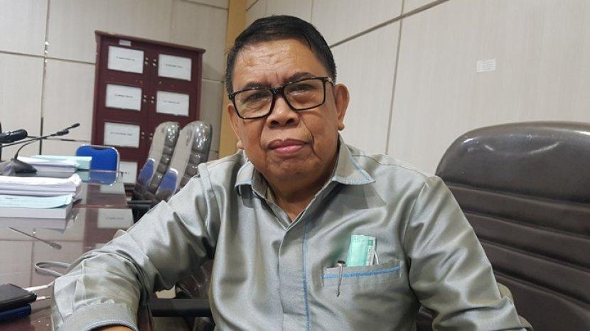Ketua Komisi I DPRD Banjar Kamaruzzaman, Kejar Maraton Bahas Pembentukan Perangkat Daerah Baru