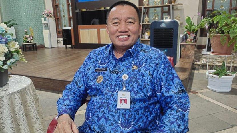 Profil Wakil Gubernur Kalsel H Muhidin, Penggagas Siring Banjarmasin Dekat dengan Para Ketua RT