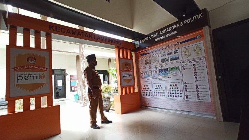 Tingkatkan SDM, Beberapa Desa Dibina pada Kecamatan Lampihong