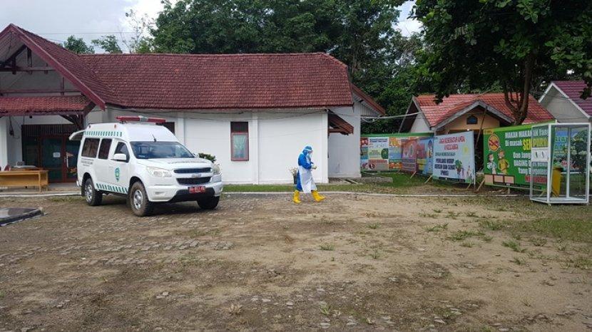 Rumah Isolasi Covid-19 Tapin, di Sini Lokasinya