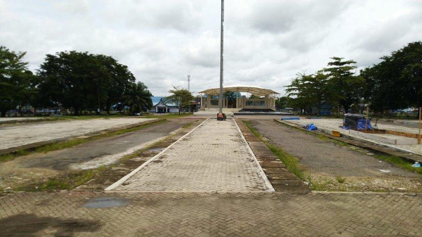 Area Tanjung Expo Center Kabupaten Tabalong Manfaatkan Sebagian Lahan Terminal Mabuun