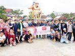 Anggota Youtuber Banjarmasin Borneo Saling Dukung Mendapatkan Subscriber