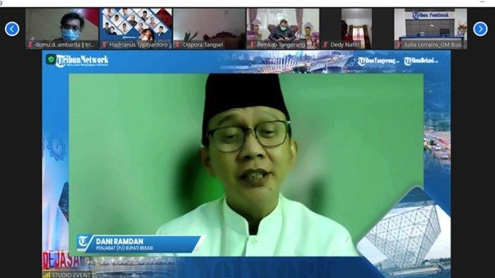 Gerakan Berani Dinilai Mampu Tekan Kasus Covid di Kabupaten Bekasi