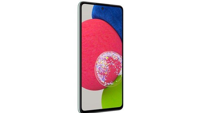 Galaxy A52s 5G Resmi Dipasarkan, Layarnya6,5 inci FHD Plus Super AMOLED