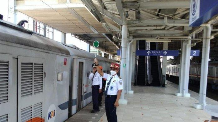 Kereta Api Lokal Jurusan Cikampek - Cikarang Mulai Beroperasi, Catat Jadwal Keberangkatannya