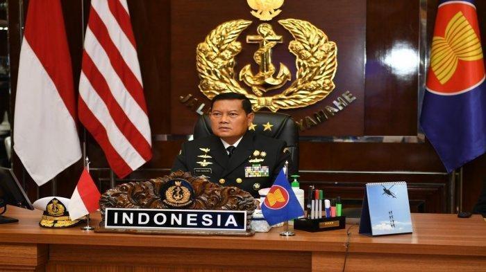 Komentar Tegas KSAL Yudo Margono Soal Kesiapan Jadi Panglima TNI: Kalau Tidak Sanggup Nyebur Laut