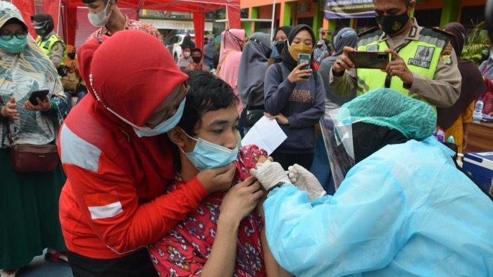 Target Vaksinasi Covid-19 Pelajar di Kabupaten Bekasi Baru Mencapai 32 Persen, Ini Penjelasan Dinkes