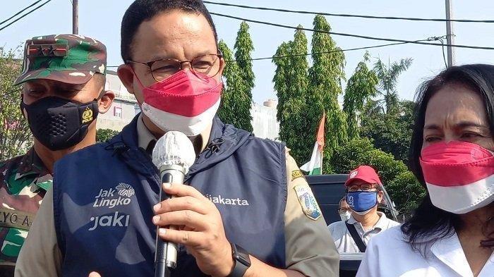 Anies Ajukan Yani Wahyu dan Munjirin jadi Calon Wali Kota Jakbar dan Jaksel