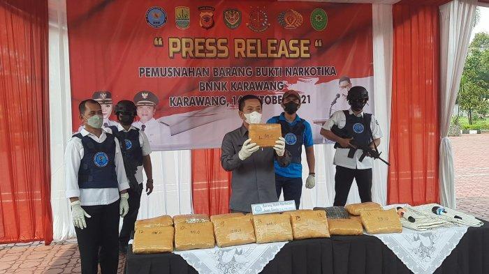 Peredaran Narkoba 80 Persen via Jalur Laut, Pemkab Karawang Maksimalkan Pengawasan di Desa Pesisir