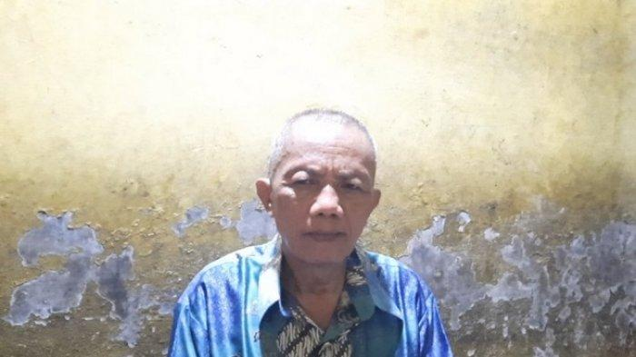 Supriyadi Coba Tegar Kehilangan Putranya yang Baik saat Lapas Kelas I Tangerang Terbakar