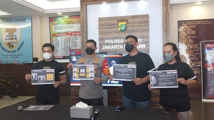 Polres Metro Jakarta Selatan Ungkap Prostitusi Online yang Melibatkan ABG di Apartemen Kalibata City