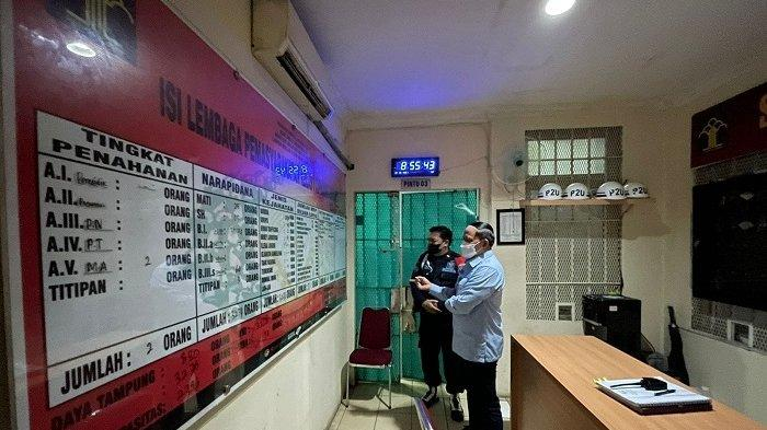 Kakanwil Kemenkumham DKI Jakarta Kesal tak Jumpai Sel Mewah Sesuai Pemberitaan Narasi Newsroom