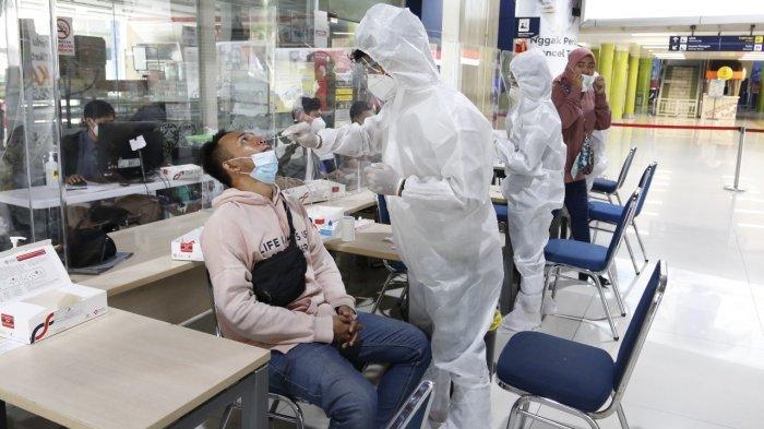 Tarif Rapid Test Antigen di Stasiun Karawang dan Cikampek Turun Jadi Rp 45.000, Simak Penjelasan KAI