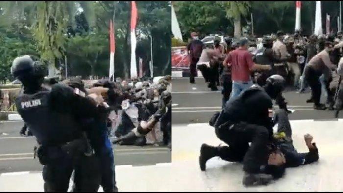 Ombudsman Banten Minta Polri Revisi Protap Pengamanan Unjuk Rasa yang Lebih Humanis