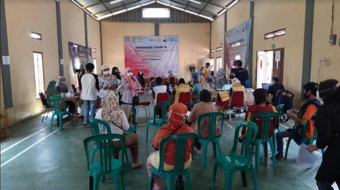 Banyak Gerai Vaksin Dibuka, Vaksinasi Covid-19 di Kabupaten Bekasi Tembus 50 Ribu Orang Per Hari