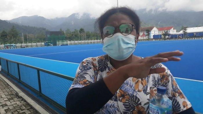 Masyarakat Doyo Baru Antusias Sambut Pertandingan Hockey dan Cricket PON Papua