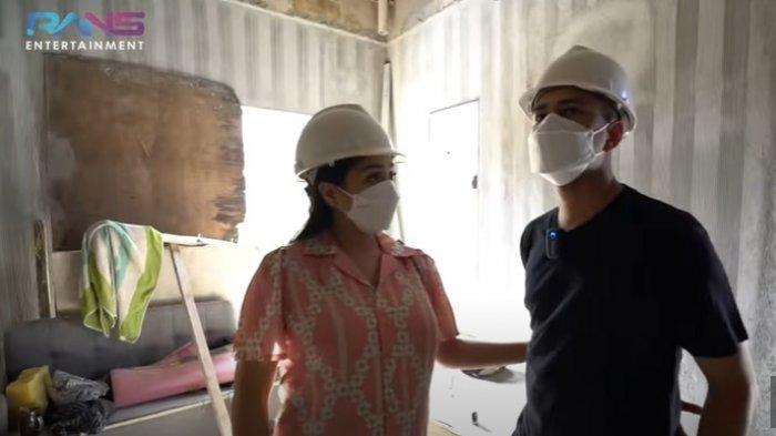 Rumah Baru Raffi Ahmad Bermasalah, NAGITA SLAVINA Sampai PROTES