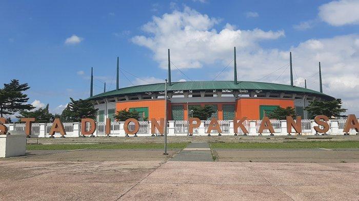 Prokes Ketat Stadion Pakansari, Jarak Ring 6 ke Venue 1,8 KM, Dijaga Polisi Antisipasi Kerumunan