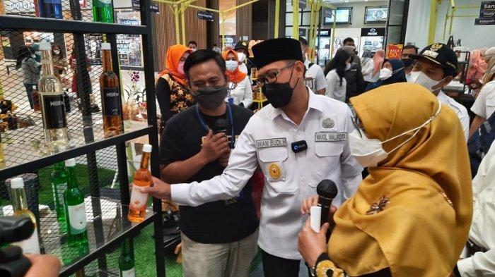30 UMKM Ikutan Festival Produk Kreatif Depok, Imam Budi Hartono: Beli dan Pasarkan Produk Kota Depok