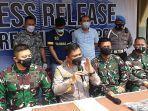 Polres Metro Depok Tangkap Pelaku Penusukan yang Menewaskan Personel TNI AD di Harjamukti Depok