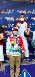 Koleksi Dua Emas dan Enam Perak, Kempo NTT Rebut Peringkat Kedua PON XX Papua