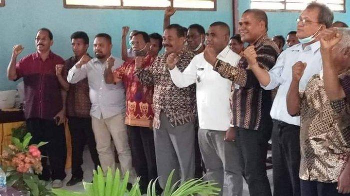 Sekolah di Adonara Barat Terapkan Mulok Budaya Lamaholot dan Koperasi