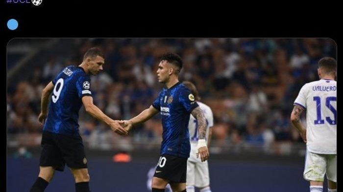 Hasil Liga Champions, Real Madrid Curi Poin, Inter Milan Gagal Balas Dendam