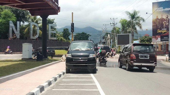 Dishub Ende Benahi Semua Traffic Light Rusak