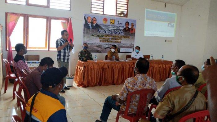 Proyek Jalan Provinsi Rp 36 Miliar di Pulau Lembata Dilanjutkan Pengerjaan