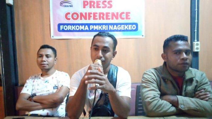 Tim Sandal Jepit Siapkan Pengukuhan Badan Pengurus Forkoma PMKRI Nagekeo