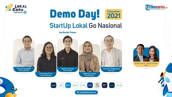 Babak Final LokalCorn, Dukung dan Saksikan Startup Jagoanmu Go Nasional di Demo Day!