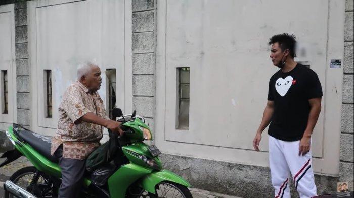Bermasalah dengan Kakek Suhud di Hari Kelahiran Kenzo, Baim Wong: 'Jangan Bilang Ini Kesialan'