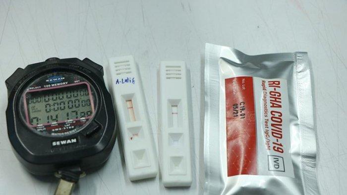 POPULER Wujud Alat Rapid Test RI-GHA Covid-19 Produksi Mataram, Murah & Diklaim Hasilnya Akurat