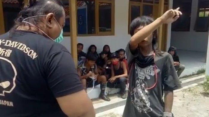 Gegara Dipicu Cemburu, 6 Anak Punk Aniaya Teman hingga Tewas, Mayat Ditemukan di Sungai