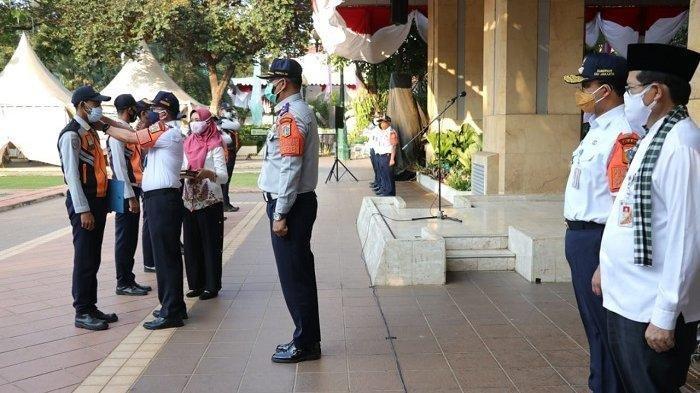 Anies Baswedan Tak Menyesal Pecat 8 Pegawai Dishub yang Nongrong saat PPKM : Tidak Patut Melanggar