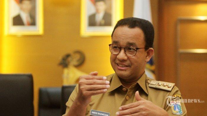 4 Pernyataan Anies Baswedan Soal Banjir Jakarta, Sebut Anak-anak Malah Suka Bermain Air