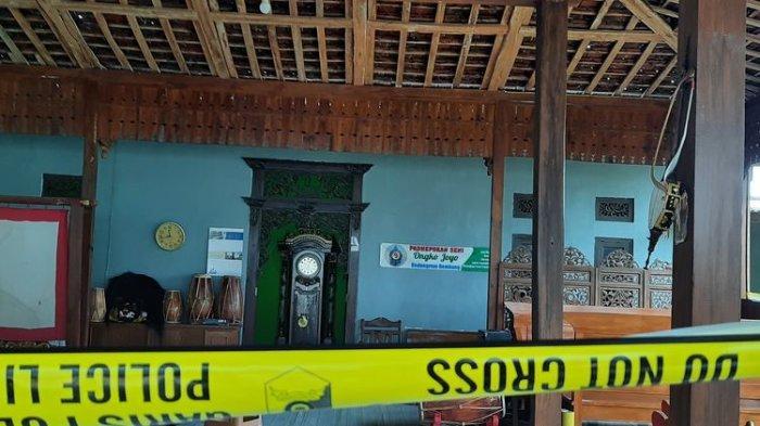 Pembunuhan Satu Keluarga Seniman Anom Subekti, Semua Tewas di Tempat Tidur, Termasuk 2 Anak-anak