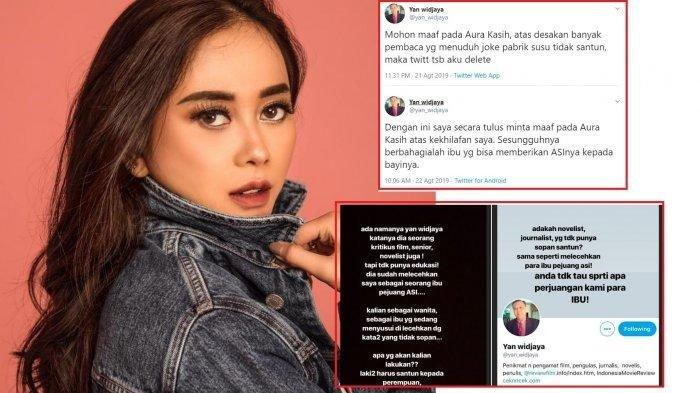Yan Widjaya Kewalahan Diserang Netter, Pilih Non-aktifkan Twitter dan Siap Bertemu Aura Kasih