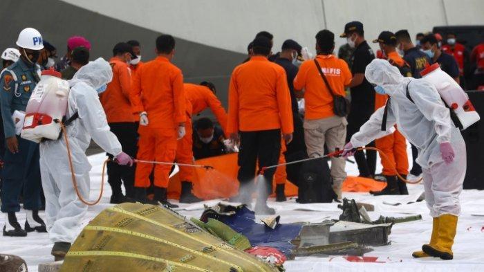 Sebulan Pascainsiden Sriwijaya Air, CVR Pesawat Belum Ditemukan, KNKT Ungkap Dugaan Penyebabnya