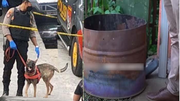 Benda Mencurigakan di Sampah yang Dibuang Wanita Misterius di TKP Pembunuhan Subang Hangus Terbakar