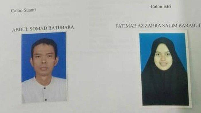 Perubahan Drastis Penampilan Istri Ustaz Abdul Somad, Kini Cuma Perlihatkan 'Mata', Beda saat Nikah