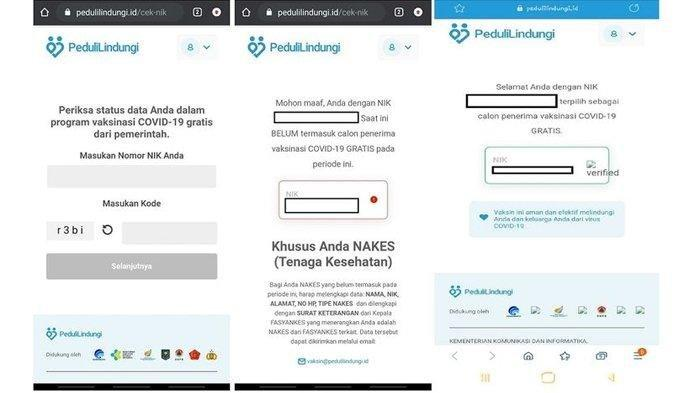 Link Download Sertifikat Vaksin Covid-19 di pedulilindungi.id, Jadi Syarat Perjalanan