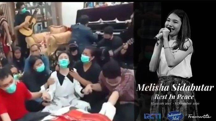 POPULER Melisha Sidabutar Sempat Lemas Sebelum Meninggal, Takut Dibawa ke RS karena Covid-19