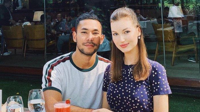 Sosok Polina, Istri Diego Afisyah Pemeran Gerry di Ikatan Cinta: Bule Cantik dan Model Internasional